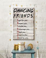 Dancing Friends - Poster 11x17 Poster lifestyle-holiday-poster-3