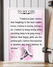 SKATING- I BELIEVE IN PINK 16x24 Poster lifestyle-poster-4