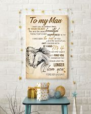 HORSE- TO MY MAN I WANT YOU TO BELIVE DEEP POSTER 11x17 Poster lifestyle-holiday-poster-3