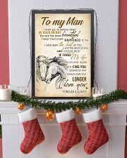 HORSE- TO MY MAN I WANT YOU TO BELIVE DEEP POSTER 11x17 Poster lifestyle-holiday-poster-4