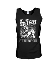 fighting irish Unisex Tank thumbnail