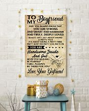 TO MY BOYFRIEND- YOUR GIRLFRIEND 16x24 Poster lifestyle-holiday-poster-3