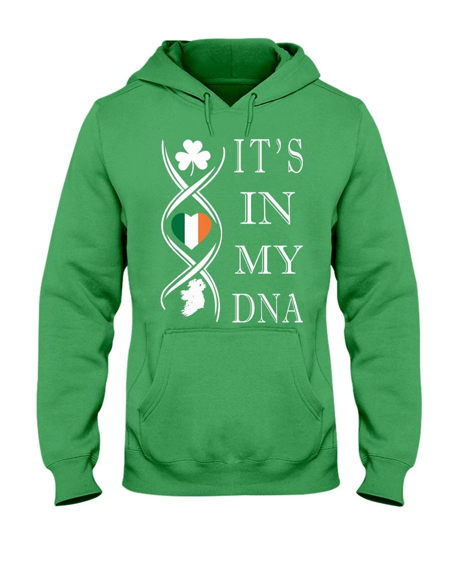 IRISH DNA  Hooded Sweatshirt