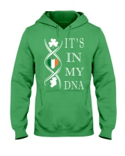 IRISH DNA  Hooded Sweatshirt front