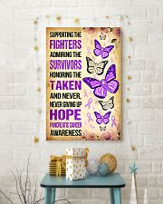 Pancreatic cancer - Supporting Poster STAR 11x17 Poster lifestyle-holiday-poster-3
