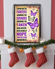 Pancreatic cancer - Supporting Poster STAR 11x17 Poster lifestyle-holiday-poster-4