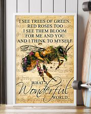 Bee - Wonderful World Poster SKY 11x17 Poster lifestyle-poster-4