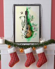 Guitar Art Skeleton Poster 11x17 Poster lifestyle-holiday-poster-4
