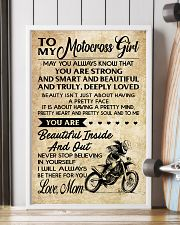 TO MY Motocross Girl 11x17 Poster lifestyle-poster-4