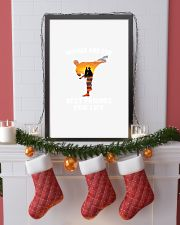 TAEKWONDO MOTHER AND SON BEST FRIENDS 11x17 Poster lifestyle-holiday-poster-4