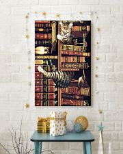 5 CAT BOOKS POSTER 11x17 Poster lifestyle-holiday-poster-3