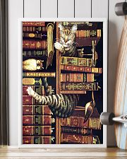 5 CAT BOOKS POSTER 11x17 Poster lifestyle-poster-4