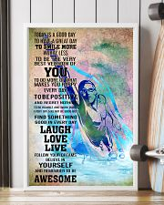 8SWIMMING- TODAY IS A GOOD DAY POSTER- boy kd 11x17 Poster lifestyle-poster-4