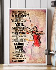 Archery - TODAY IS A GOOD DAY POSTER 16x24 Poster lifestyle-poster-4