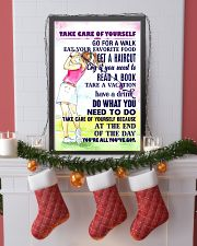 1 - Take care of yourself - GOLF 11x17 Poster lifestyle-holiday-poster-4