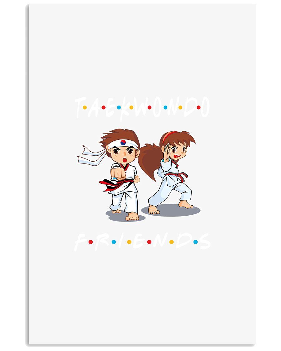 TAEKWONDO FRIENDS 11x17 Poster