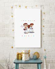 TAEKWONDO FRIENDS 11x17 Poster lifestyle-holiday-poster-3