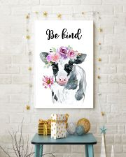 COW BE KIND POSTER 11x17 Poster lifestyle-holiday-poster-3