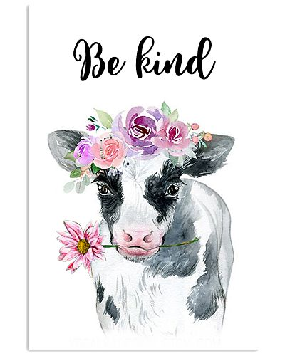 COW BE KIND POSTER
