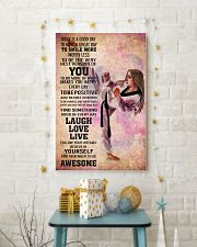 PHARMACY - TODAY IS A GOOD DAY POSTER 11x17 Poster lifestyle-holiday-poster-3