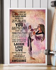 PHARMACY - TODAY IS A GOOD DAY POSTER 11x17 Poster lifestyle-poster-4