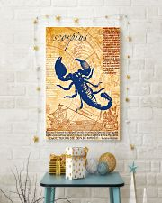002 Scorpio Zodiac medical astrology Poster STAR 11x17 Poster lifestyle-holiday-poster-3