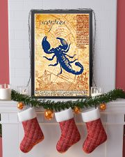 002 Scorpio Zodiac medical astrology Poster STAR 11x17 Poster lifestyle-holiday-poster-4