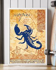 002 Scorpio Zodiac medical astrology Poster STAR 11x17 Poster lifestyle-poster-4