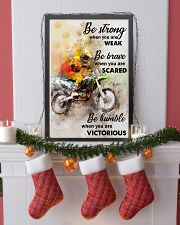Ballet Dance - Be Strong When You Are Weak Poster  11x17 Poster lifestyle-holiday-poster-4