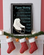 Figure Skating White Poster 16x24 Poster lifestyle-holiday-poster-4