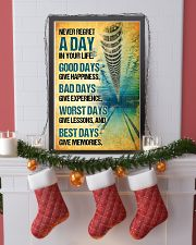 Swimming - Never Regret A Day Poster SKY 11x17 Poster lifestyle-holiday-poster-4