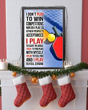 I DON'T PLAY TO WIN COMPETITIONS - PICKLEBALL 24x36 Poster lifestyle-holiday-poster-4