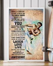 7-teawondo- TODAY IS A GOOD DAY POSTER- boy kd 16x24 Poster lifestyle-poster-4