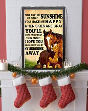 Horse - You are my sunshine 16x24 Poster lifestyle-holiday-poster-4