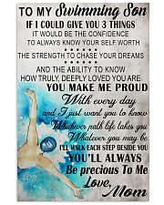 4 I COULD GIVE YOU swimming 16x24 Poster front
