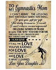 Gymnastics - Loving Words Poster SKY 11x17 Poster front