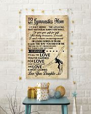 Gymnastics - Loving Words Poster SKY 11x17 Poster lifestyle-holiday-poster-3