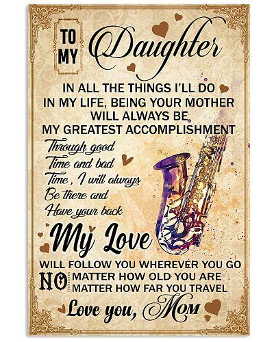 Saxophone - My Love Poster Blanket SKY