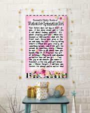 GYMNASTICS GIRL - WONDERFUL WACKY WORDS 11x17 Poster lifestyle-holiday-poster-3