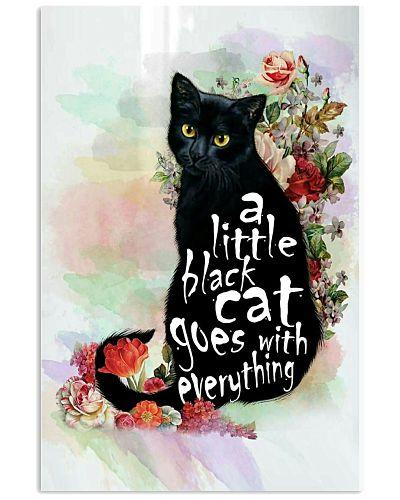 CAT-A Little Black Cat