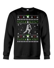 Cricket Ugly Christmas Sweater Crewneck Sweatshirt front