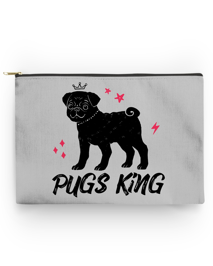 Pugs Sweet bag Accessory Pouch - Large