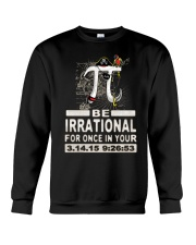 Irrational Epic Pi Day Pi Funny shirts Crewneck Sweatshirt thumbnail