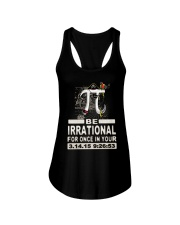 Irrational Epic Pi Day Pi Funny shirts Ladies Flowy Tank thumbnail