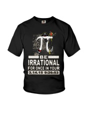 Irrational Epic Pi Day Pi Funny shirts Youth T-Shirt tile