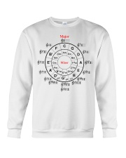 CIRCLE OF FIFTHS Crewneck Sweatshirt thumbnail