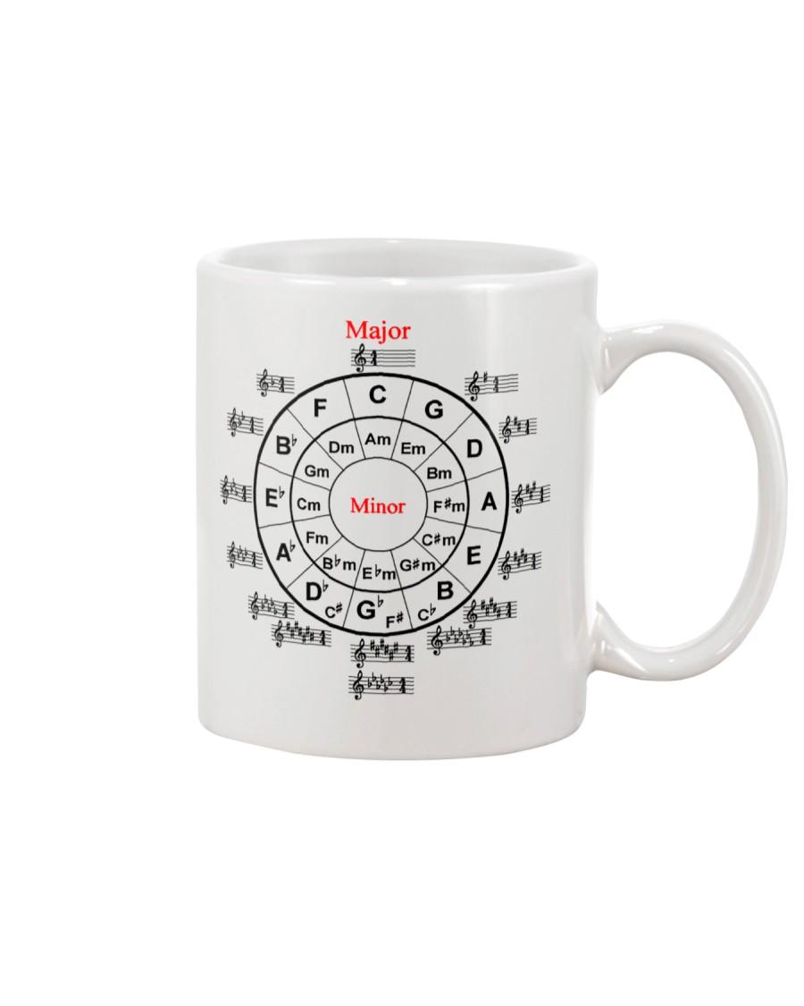CIRCLE OF FIFTHS Mug