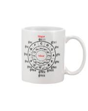 CIRCLE OF FIFTHS Mug front