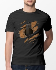 LIMITED EDITION SHIRT FOR GUITARIST Classic T-Shirt lifestyle-mens-crewneck-front-13