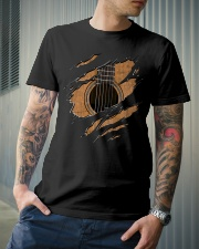 LIMITED EDITION SHIRT FOR GUITARIST Classic T-Shirt lifestyle-mens-crewneck-front-6